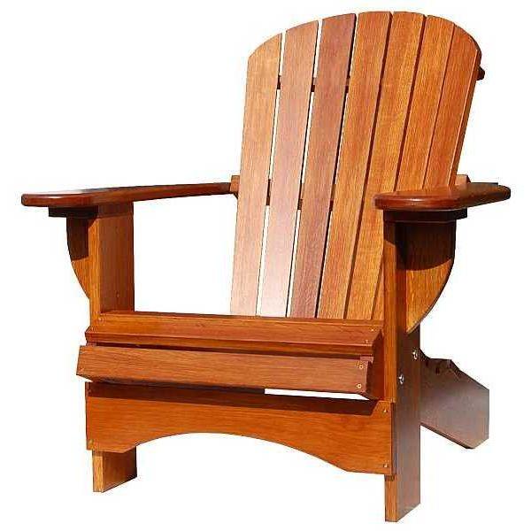 adirondack chair comfort in eiche 349 00 gartenm. Black Bedroom Furniture Sets. Home Design Ideas
