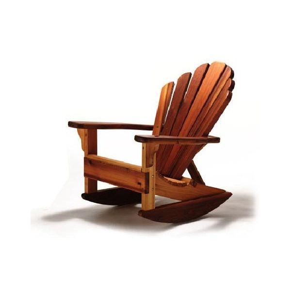 adirondack dream rocking chair 590 00 gartenm bel von. Black Bedroom Furniture Sets. Home Design Ideas