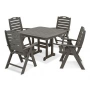 Nautical 5-Piece Dining Set