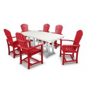 Palm Coast 7-Piece Dining Set