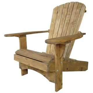 Adirondack Chair Comfort Old Style