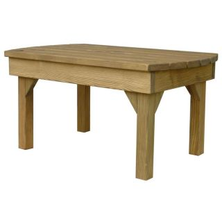 Adirondack Side Table Comfort Old Style