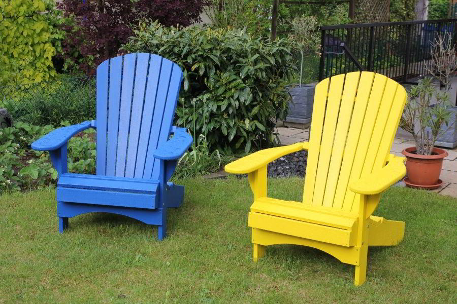 adirondack chairs foto galerie. Black Bedroom Furniture Sets. Home Design Ideas