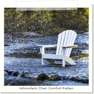 Adirondack Chair All Seasons