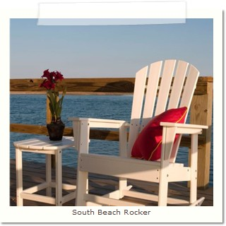South Beach Rocker